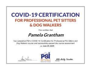 Covid certificate-Pamela Grantham